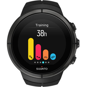 Suunto Spartan Ultra Titanium Watch All Black